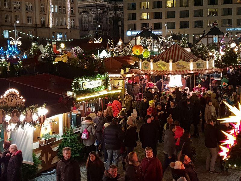 Dresden Kerstspecial Wandeltocht