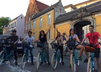 Leuven Fietstour: de Highlights