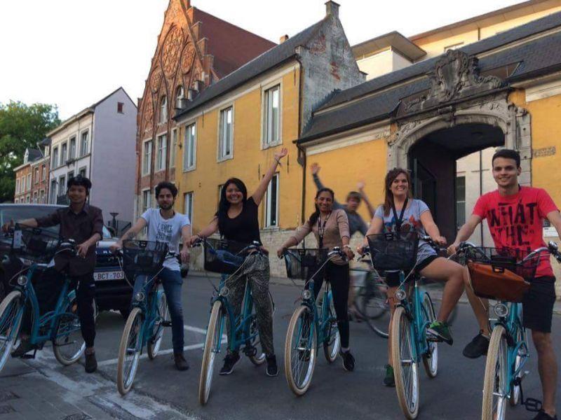Private Fahrradtour Löwen