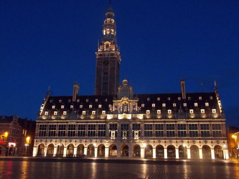 Leuven Fietstocht by Night