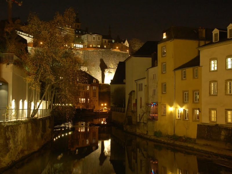 Luxembourg Christmas Tour