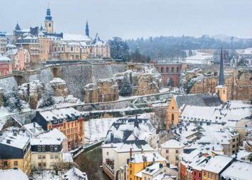 Luxemburg Kerstspecial Wandeltocht