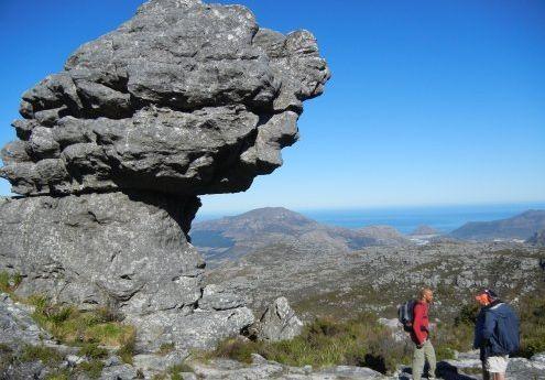 Tafelberg Wanderung