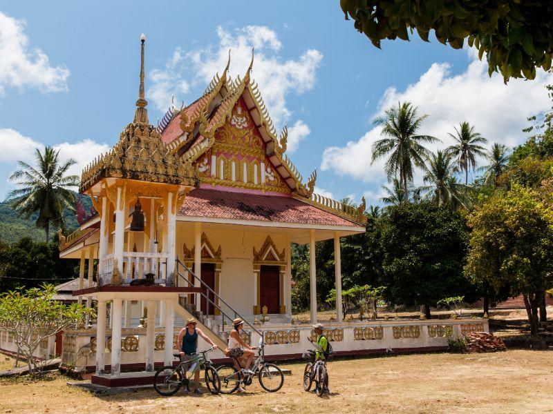 Koh Phangan Highlights Tour
