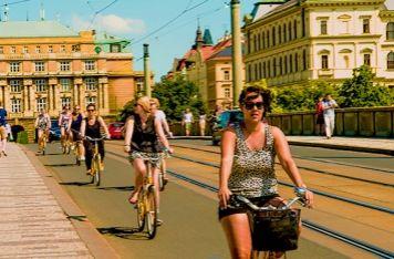 Prague Private Bike Tour