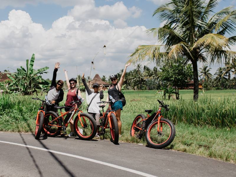 Highlights of Bali Bike Tour