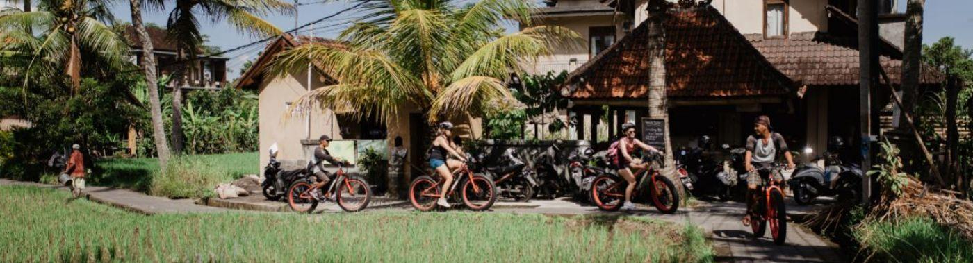 Bali Fietstour