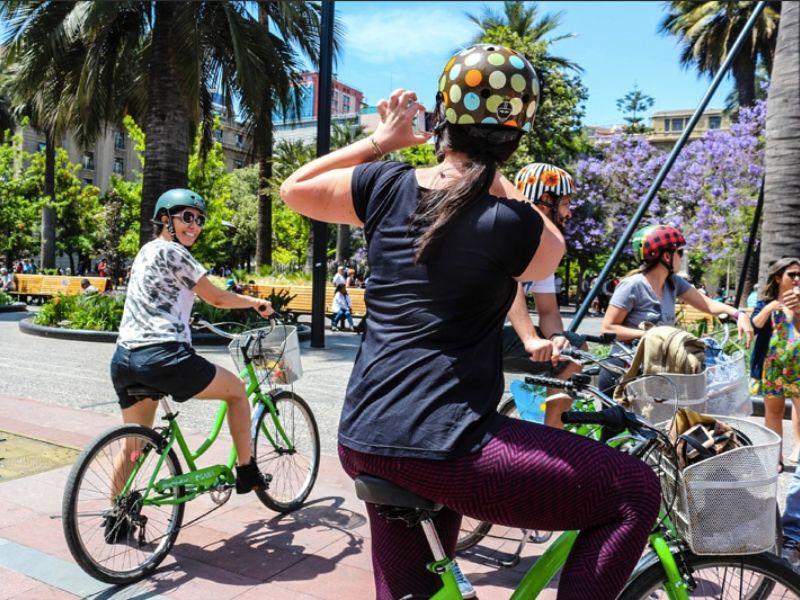 Santiago Alternative Bike Tour
