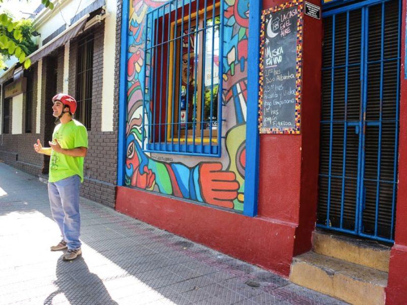 Santiago Alternative Tour