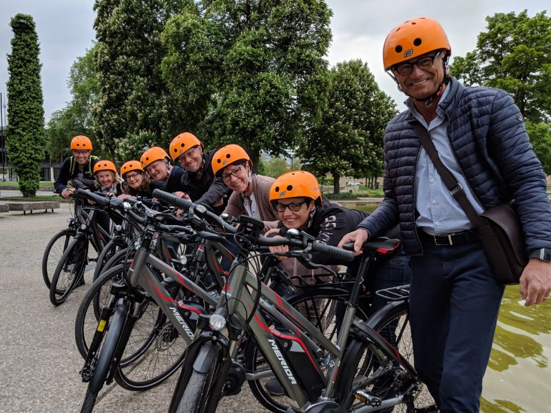 Stuttgart Highlights Fahrradtour