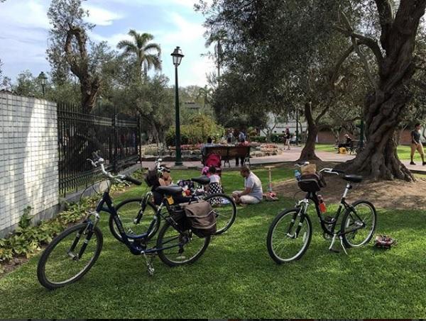 Lima Highlights Bike Tour