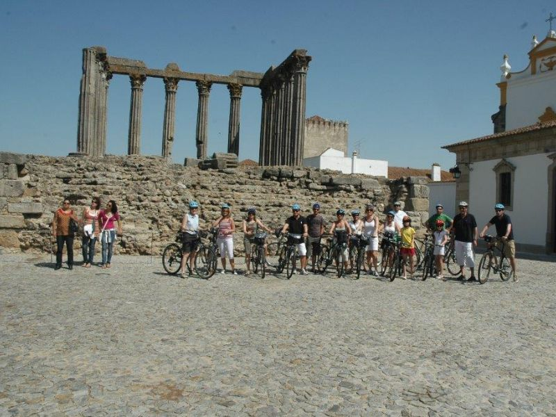 Evora Highlights Tour