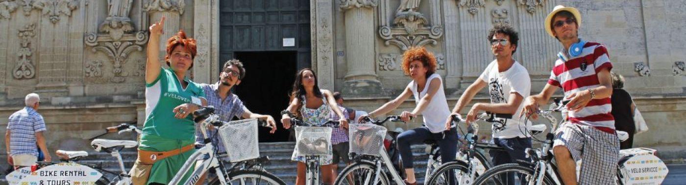 Fietsen in Lecce