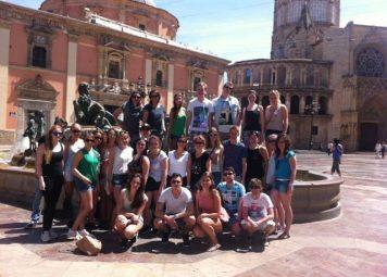Studentenfietstour Valencia