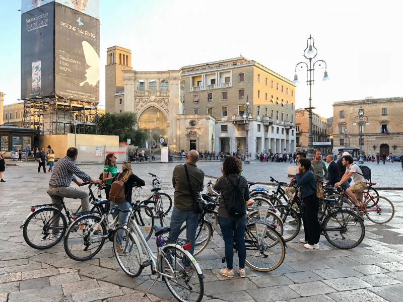 Lecce Highlights Bike Tour