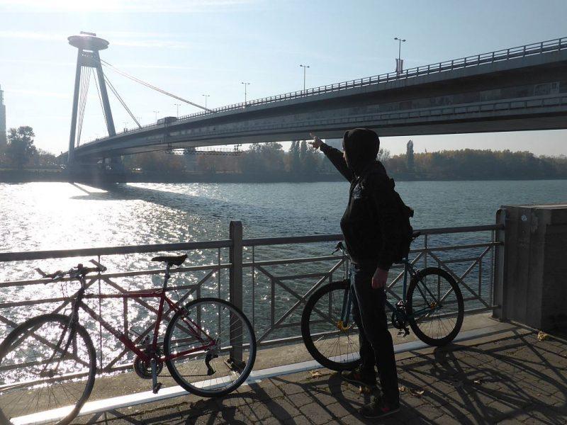 Bratislava Private Bike Tour