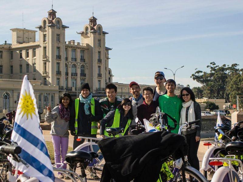 Montevideo Fietstour: de Highlights