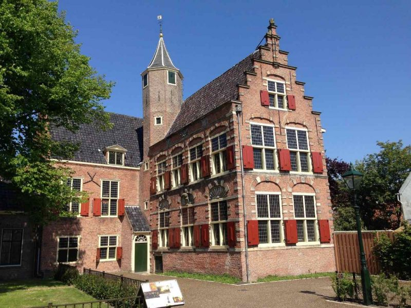 Alkmaar Highlights Fahrradtour
