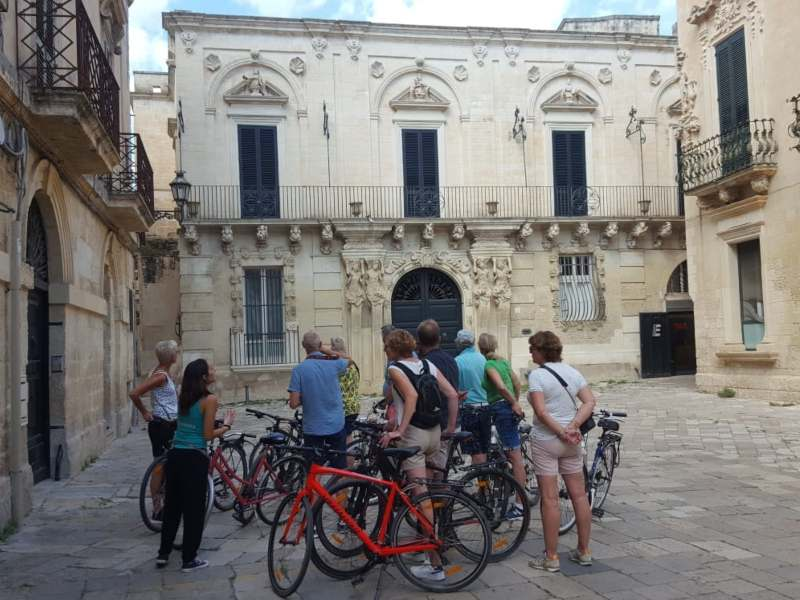 Lecce Highlights Tour
