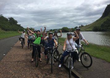 Edinburgh Fietstour: de Highlights