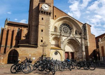 Toulouse Fietstocht met Privégids