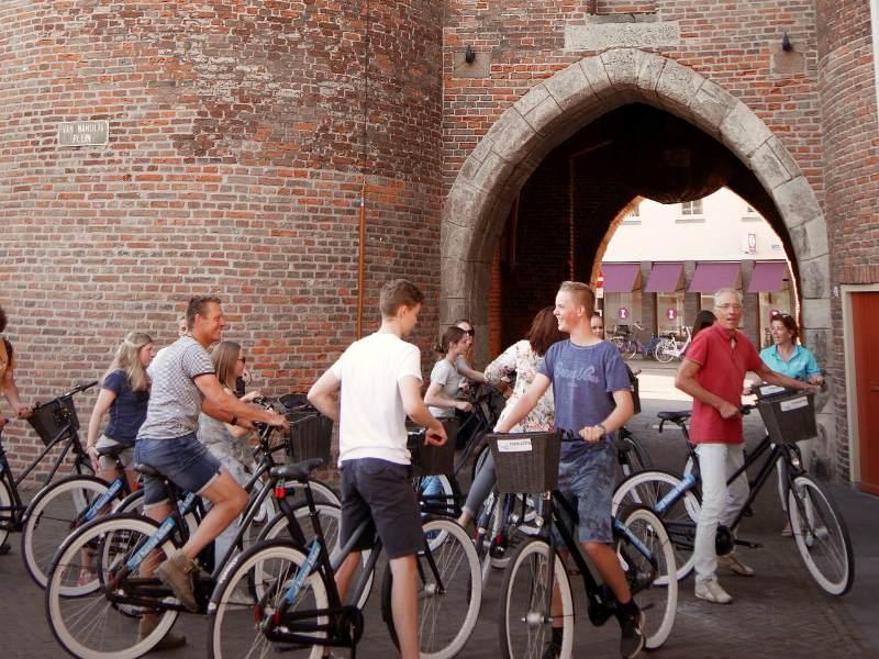 Zwolle Highlights Fahrradtour