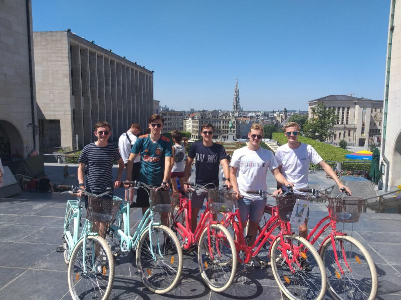 Private Bike Tour Brussels
