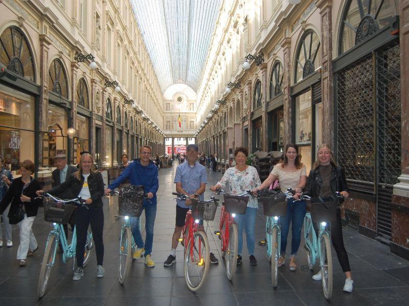 Brussel Fietstocht met Privégids