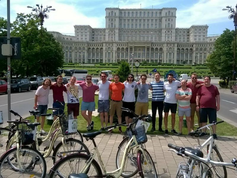 Bucharest Highlights Bike Tour