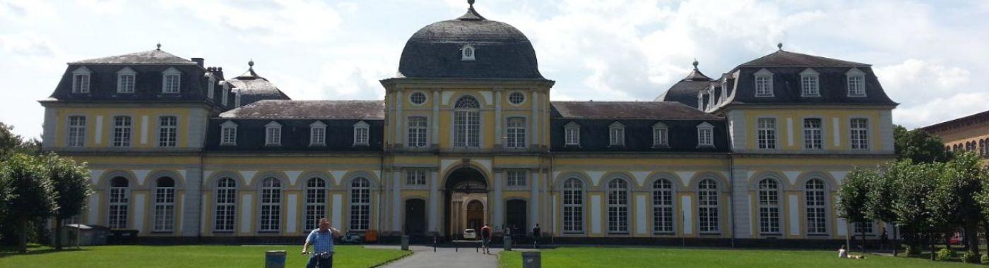 Fietsen in Bonn