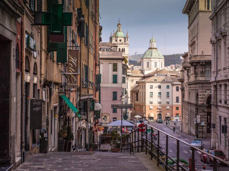 Genoa Highlights Tour