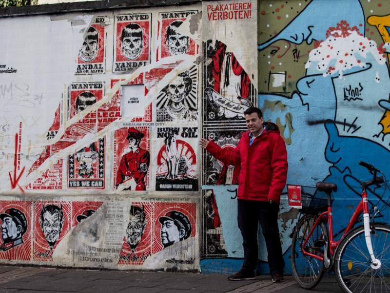 Keulen Street Art Tour