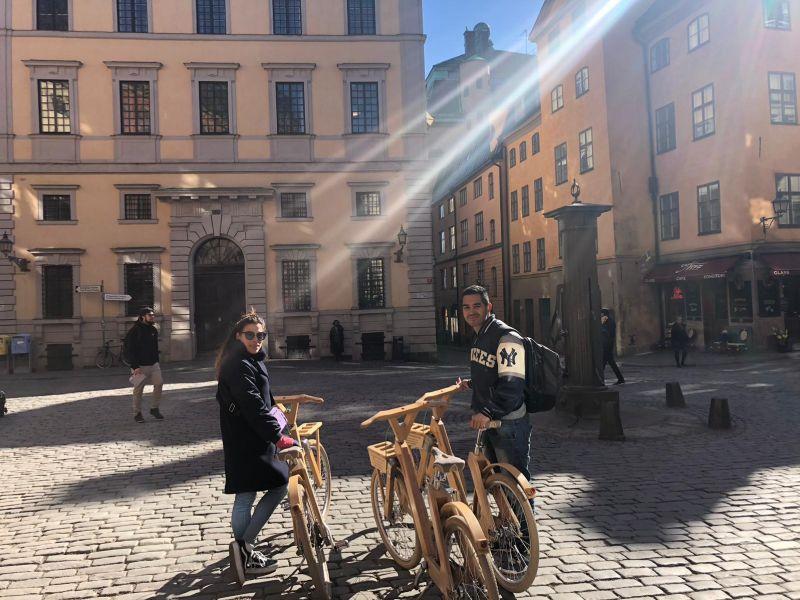 Stockholm Houten Fietstour