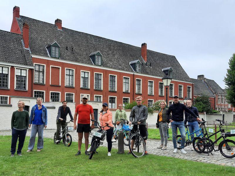 Gent Fietstocht: Compleet