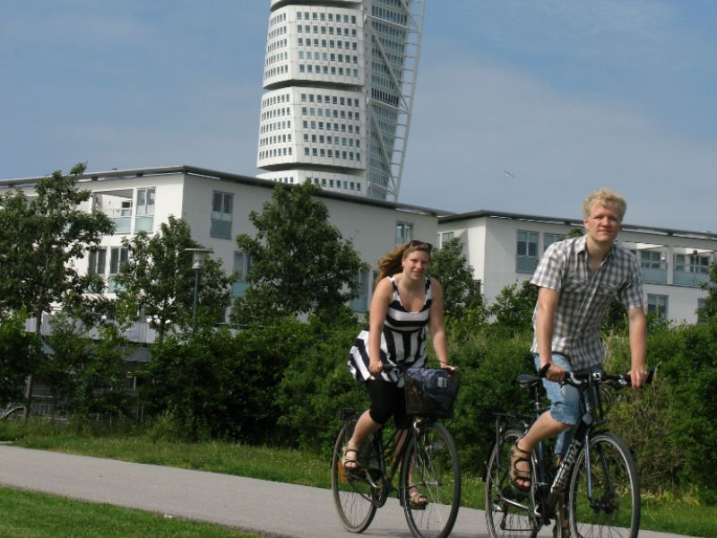 Malmö Highlights Bike Tour