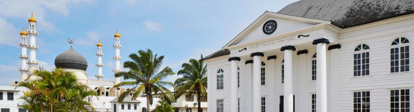 Tours in Paramaribo