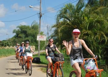 Paramaribo Fietstour: de Highlights