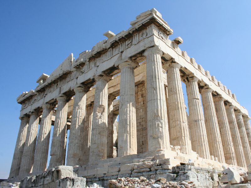 Akropolis Athene Tour