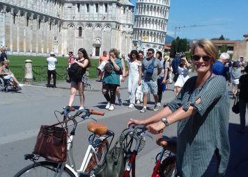 Pisa Fietstocht met Privé gids