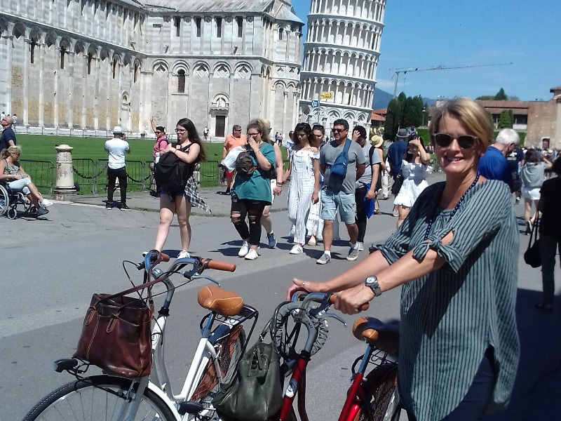 Pisa Highlights Bike Tour