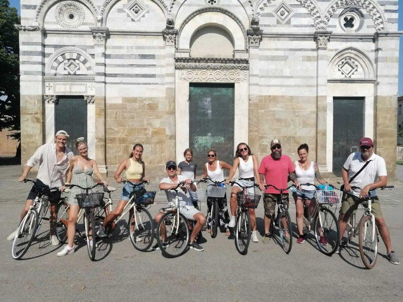Pisa Fietstour: de Highlights