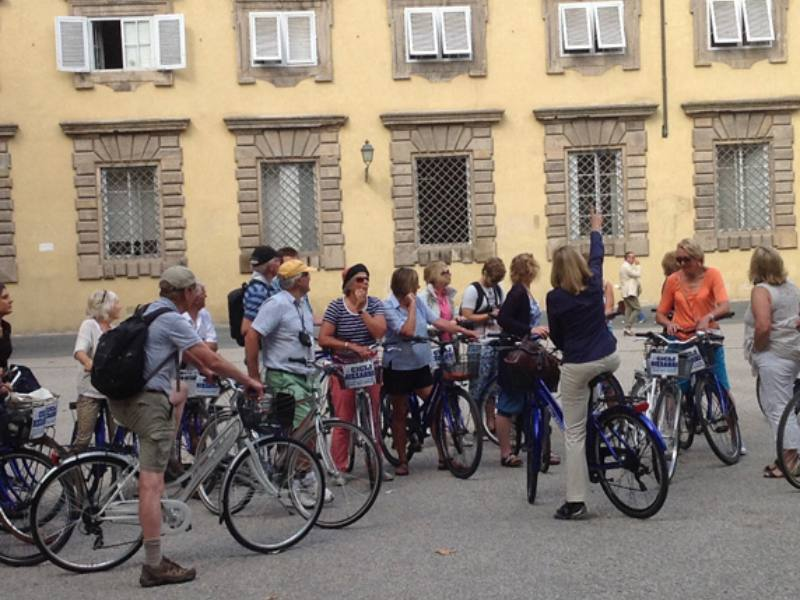 Lucca Highlights Fahrradtour