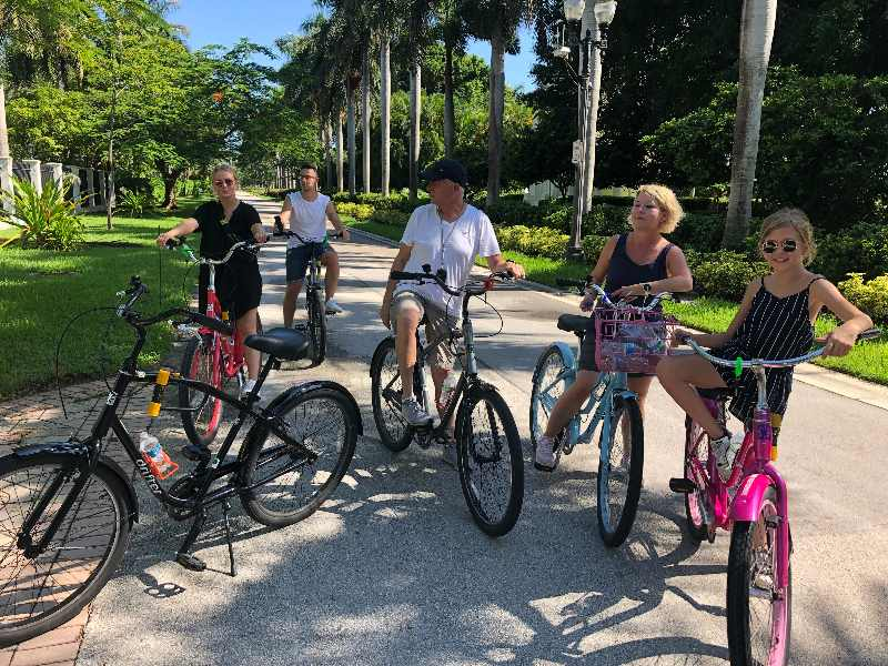 Miami Bike Tour