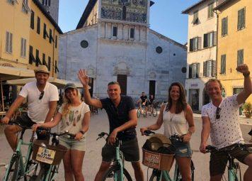 Lucca Fietstocht met Privé gids