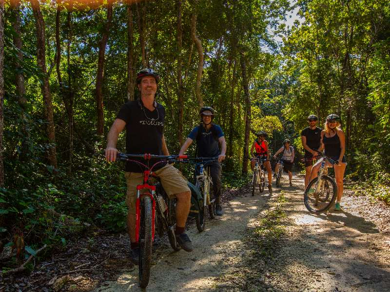 Tulum Bike Tour