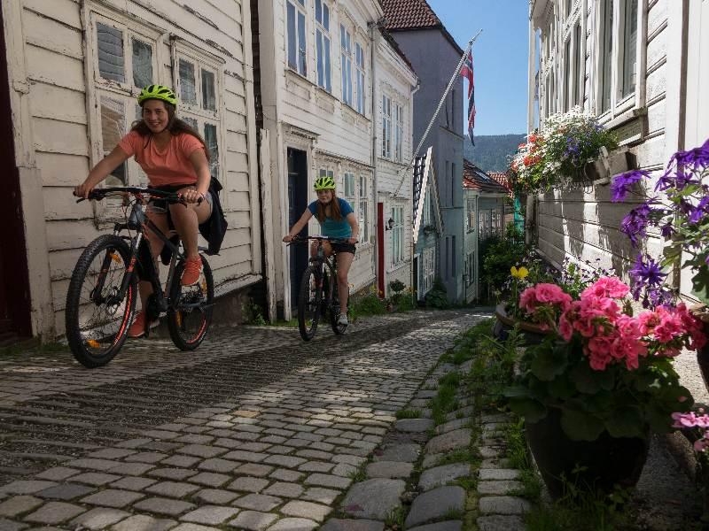 Highlights of Bergen Bike Tour