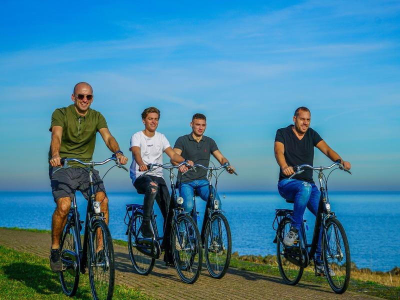 Fahrradverleih Volendam