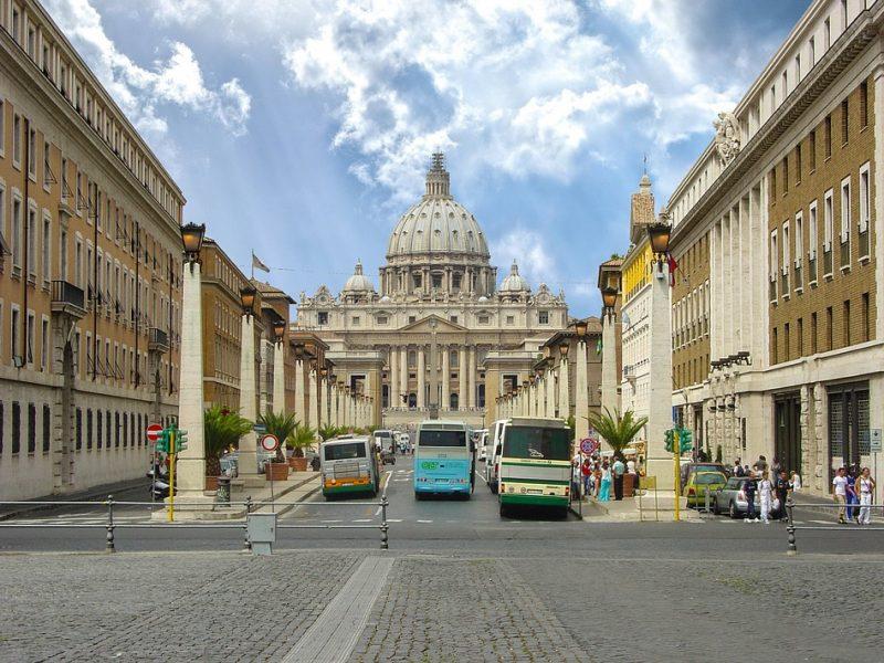 Rome kaart voor openbaar vervoer