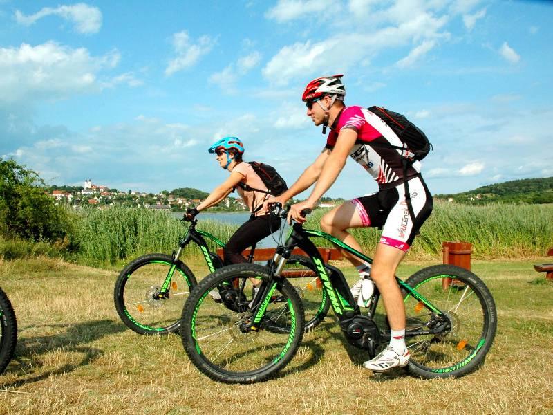 Balaton Fahrradtour
