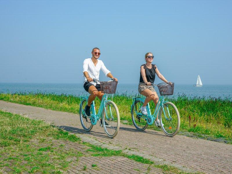 Volendam Highlights Fahrradtour